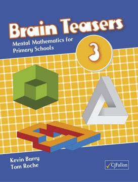 Cover of Brain Teasers 3 - Kevin Barry & Tom Roche - 9780714415529