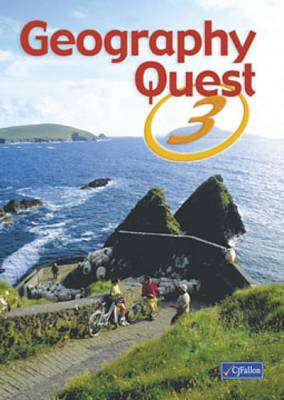 Cover of Geography Quest 3 - CJ Fallon - 9780714415963