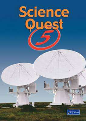 Cover of Science Quest 5 - CJ Fallon - 9780714416052