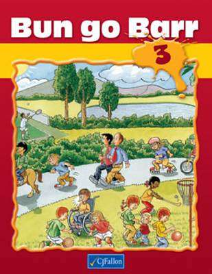 Cover of Bun Go Barr 3 - CJ Fallon - 9780714416519