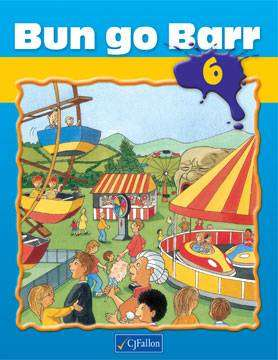 Cover of Bun Go Barr 6 - CJ Fallon - 9780714416717