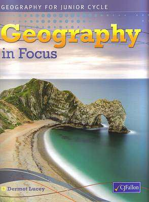 Cover of Geography In Focus - Dermot Lucey - 9780714419206
