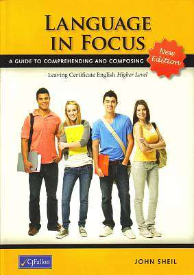 Cover of Language In Focus New Edition - John Sheil - 9780714419220