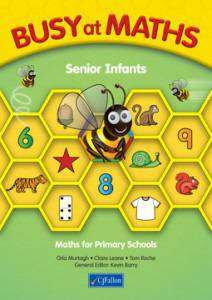 Cover of Busy At Maths Senior Infants Text & Workbook Pack - Orla Murtagh, Claire Leane, Tom Roche - 9780714419794
