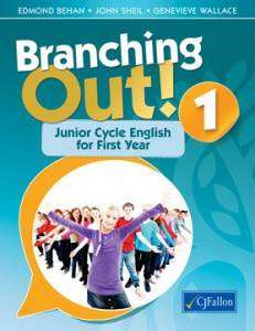 Cover of Branching Out! 1 - John Sheil and Genevieve W Edmond Behan - 9780714420028