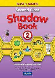 Cover of Busy at Maths 2nd Class Shadow Book - Orla Murtagh, Claire Leane & Tom Roche - 9780714420066