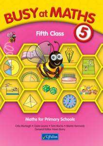 Cover of Busy At Maths 5th Class - Orla Murtagh - 9780714420707
