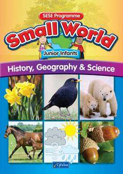 Cover of Small World Junior Infants - Liz Sheehy Angela Griffin - 9780714420806