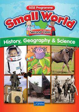 Cover of Small World 2nd Class Pack - Aoife Fletcher Carmel Connolly - 9780714420851