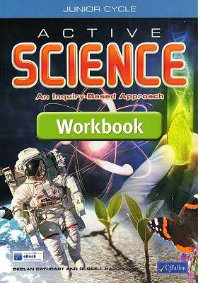 Cover of Active Science Workbook - Declan Cathcart & Russell Harris - 9780714423241