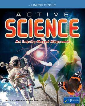 Cover of Active Science Textbook & Workbook - Declan Cathcart & Russell Harris - 9780714423258