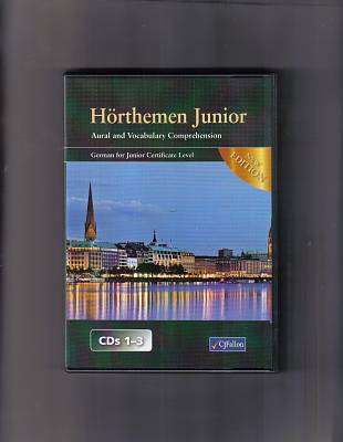 Cover of Horthemen Junior CD 2nd Edition - James Hayes - 9780714423418