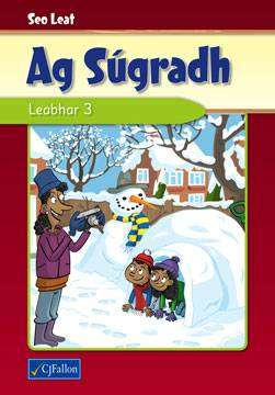 Cover of Ag Sugradh 3rd Class - Chonghaile O Broin - 9780714423609