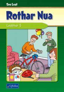 Cover of Rothar Nua 5th Class - CJ Fallon - 9780714423661