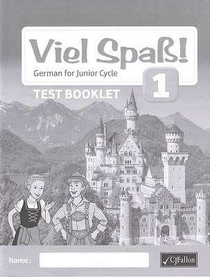 Cover of Viel Spab 1 Workbook Only - 9780714424156