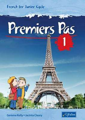 Cover of Premiers Pas 1 (Pack) - Gemma Kelly & Jacinta Cleary - 9780714424194