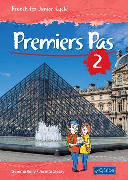 Cover of Premiers Pas 2 (Pack) - Gemma Kelly & Jacinta Cleary - 9780714425153