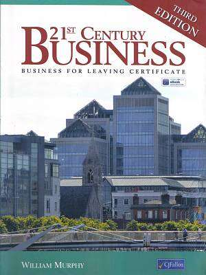Cover of 21st Century Business 3rd Edition Text & Workbook - William Murphy - 9780714425252
