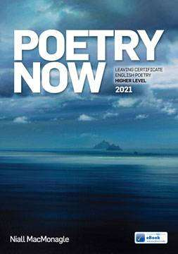 Cover of Poetry Now Higher Level 2021 - Niall MacMonagle - 9780714426693