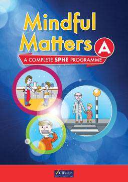 Cover of Mindful Matters A Junior Infants - CJ Fallons - 9780714428178