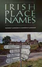 Cover of Irish Place Names - Deirdre & Laurence Flanagan - 9780717133963