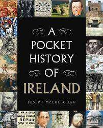 Cover of A Pocket History of Ireland - Joseph McCullough - 9780717147298