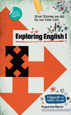 Cover of Exploring English 1 - Augustine Martin - 9780717150410