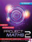 Cover of New Concise Project Maths 2 Junior Certificate - George Humphrey & Brendan Guildea - 9780717154289