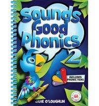 Cover of Sounds Good Phonics 2 Senior Infants Pupils Book - Jane O'Loughlin - 9780717154814