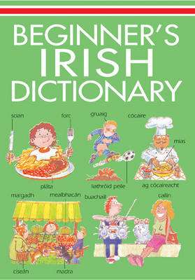 Cover of Beginners Irish Dictionary - 9780717165940