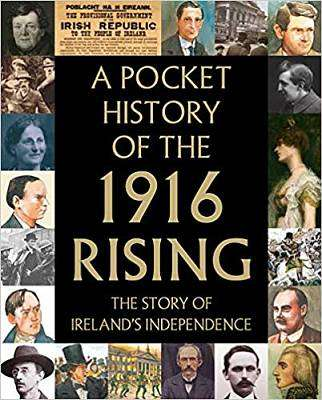 Cover of A Pocket History of the 1916 Rising - Tony Potter - 9780717169306