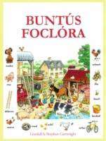 Cover of Buntus Foclora: The First 1,000 Words in Irish - Stephen Cartwright - 9780717169399