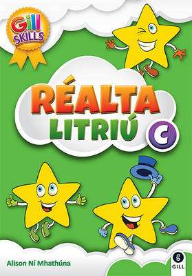 Cover of Realta Litriu C 4th Class - Alison Ní Mhathúna - 9780717169672