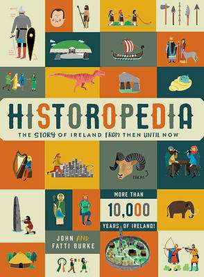 Cover of Historopedia - Fatti Burke - 9780717171132