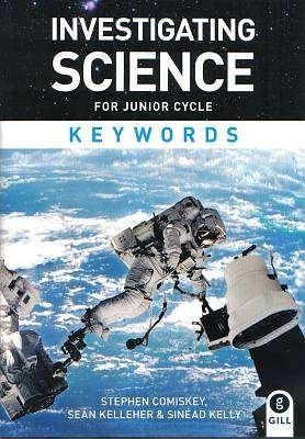 Cover of Investigating Science Keywords Booklet - Stephen Comiskey & Sean Kelleher & Sinea - 9780717172641