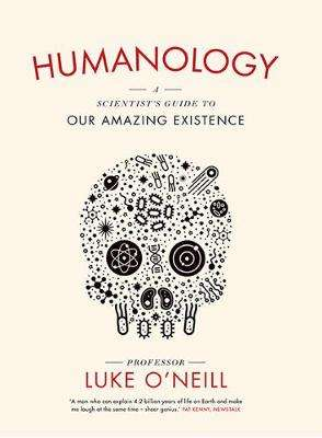 Cover of Humanology - Luke O'Neill - 9780717180158