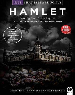 Cover of Hamlet - Gill Shakespeare Focus - Martin Kieran - 9780717180622