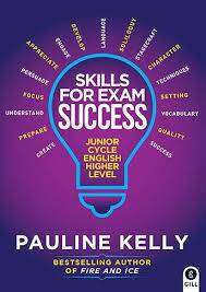 Cover of English Skills for Exam Success Junior Higher Level - Pauline Kelly - 9780717180998