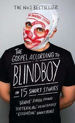 Cover of The Gospel According to Blindboy - Blindboy Boatclub - 9780717181001