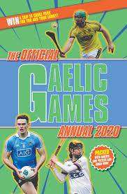 Cover of The Official Gaelic Games Annual 2020 - GAA - 9780717182664