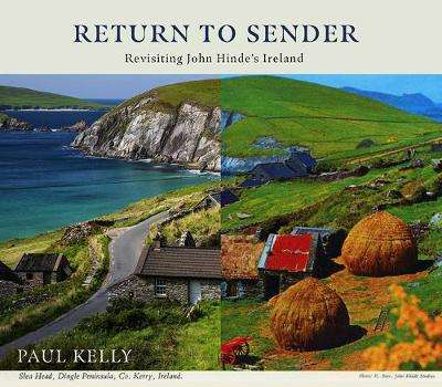 Cover of Return to Sender - Paul Kelly - 9780717184019