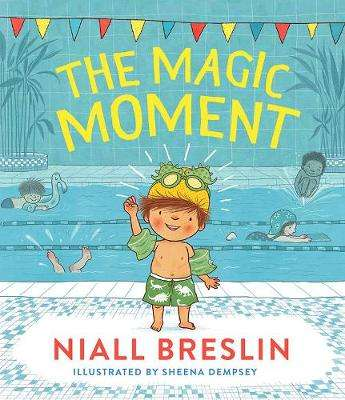 Cover of The Magic Moment - Niall Breslin - 9780717184866