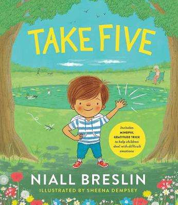 Cover of Take Five - Niall Breslin - 9780717185535