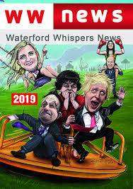 Cover of Waterford Whispers News 2019 - Colm Williamson - 9780717185559