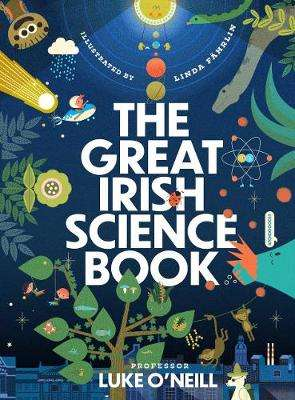 Cover of The Great Irish Science Book - Luke O'Neill - 9780717185580