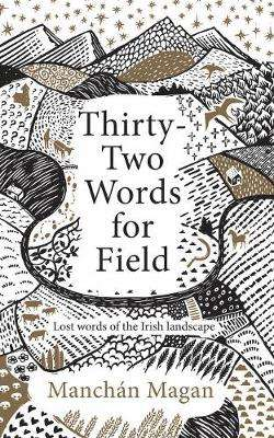 Cover of Thirty-Two Words for Field: Lost Words of the Irish Landscape - Manchan Magan - 9780717187973