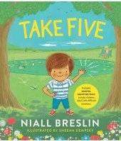 Cover of Take Five - Niall Breslin - 9780717188130