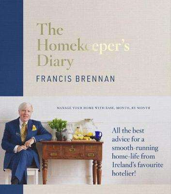 Cover of The Homekeeper's Diary 2021 - Francis Brennan - 9780717188741