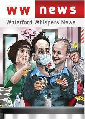 Cover of Waterford Whispers News 2020 - Colm Williamson - 9780717188918