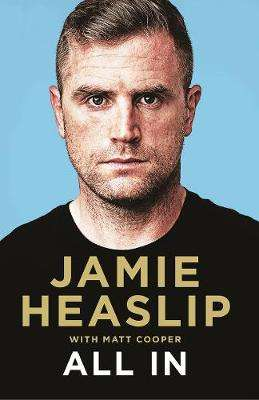 Cover of All In - Jamie Heaslip - 9780717189533